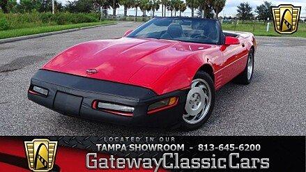 1994 chevrolet Corvette Convertible for sale 101028973