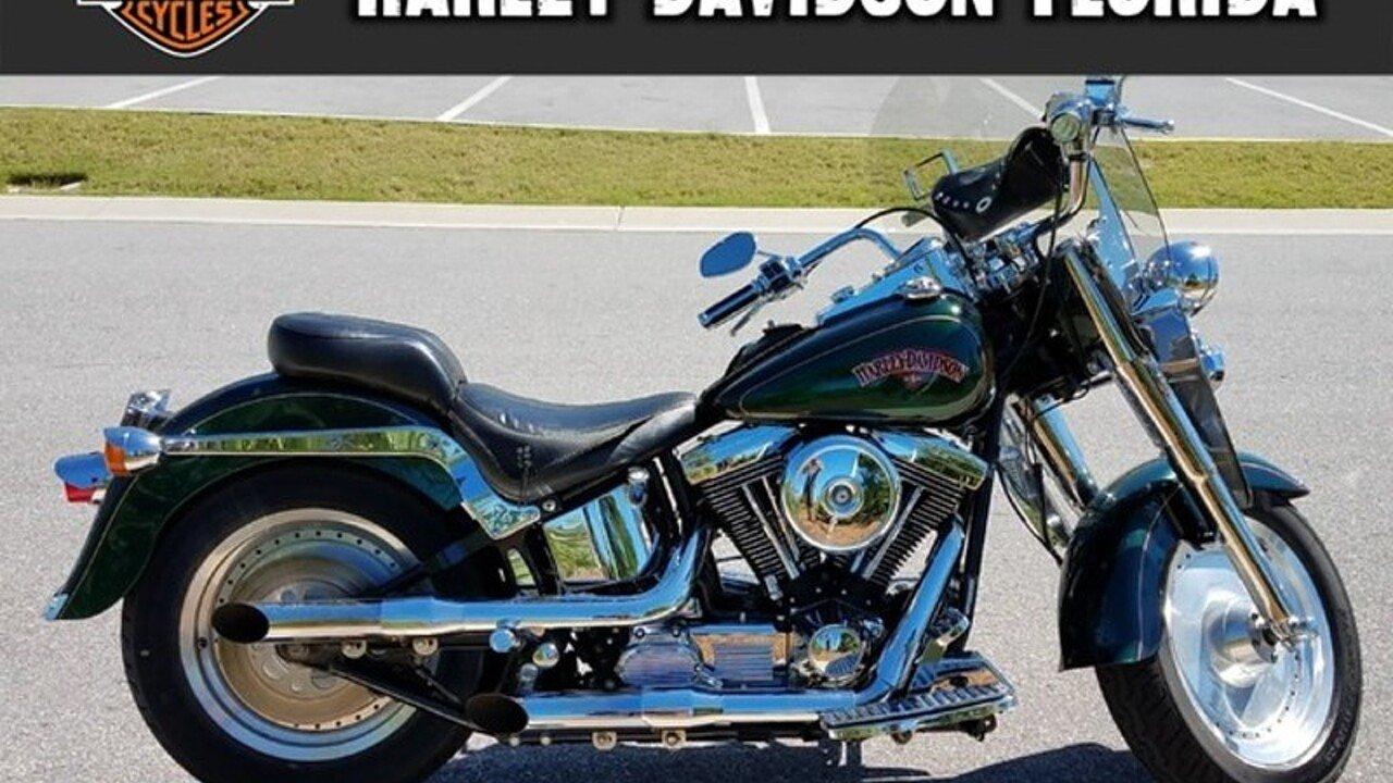 1994 harley-davidson Softail for sale 200523678