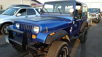 1994 jeep Wrangler 4WD S for sale 101018869