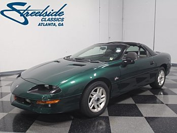 1995 Chevrolet Camaro Z28 Coupe for sale 100945544
