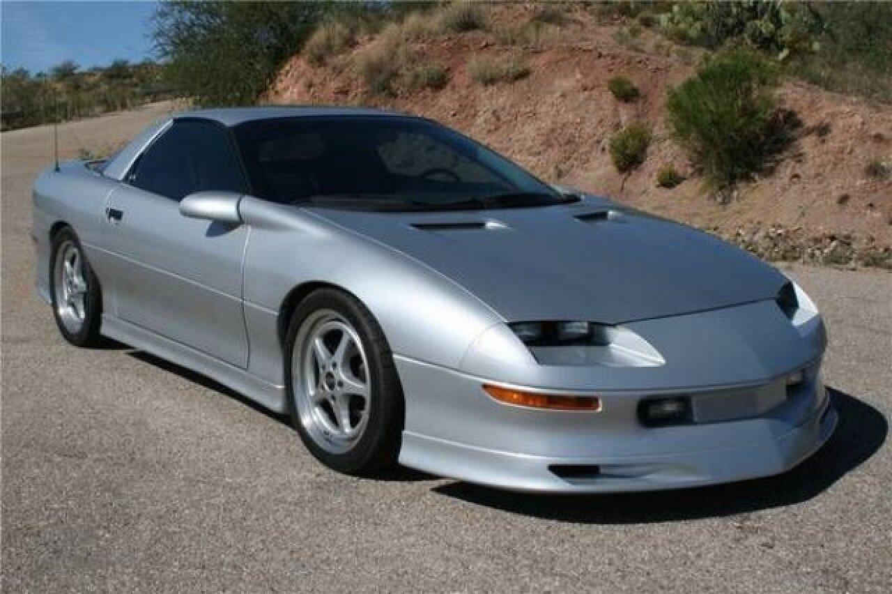 1995 Chevrolet Camaro For Sale Near Cadillac Michigan