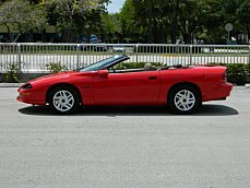 1995 Chevrolet Camaro Z28 Convertible for sale 100868159