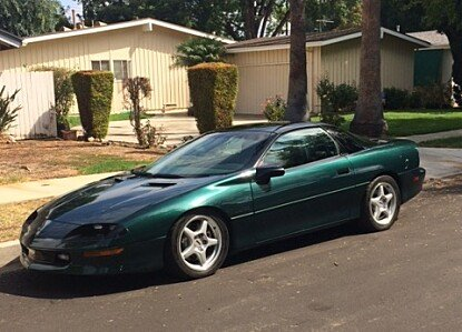 1995 Chevrolet Camaro Z28 Coupe for sale 100905086