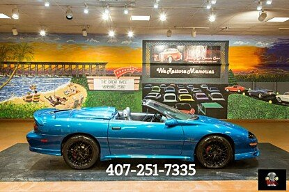 1995 Chevrolet Camaro Z28 Convertible for sale 100953515