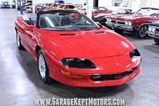 1995 Chevrolet Camaro Z28 Convertible for sale 100989548