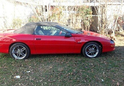 1995 Chevrolet Camaro Convertible for sale 100990558