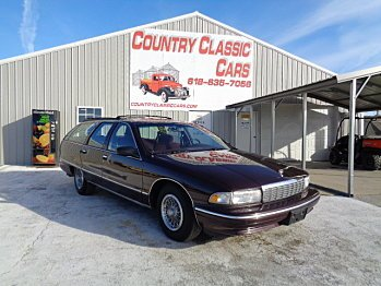 1995 Chevrolet Caprice for sale 100970469