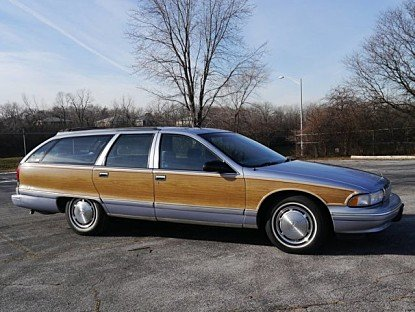 1995 Chevrolet Caprice for sale 100956335