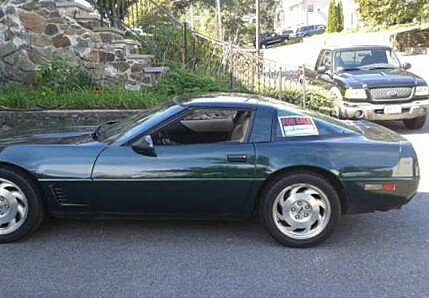 1995 chevrolet corvette classics for sale classics on. Black Bedroom Furniture Sets. Home Design Ideas