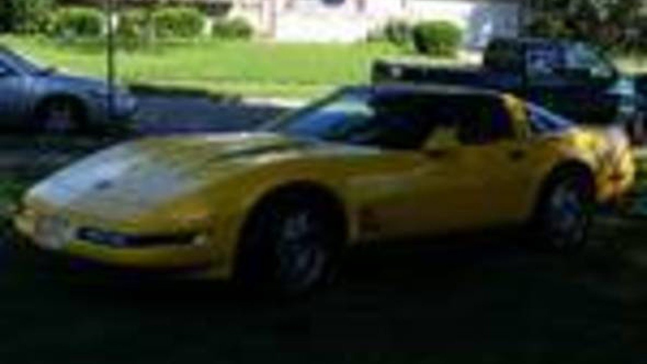 1995 Chevrolet Corvette for sale 100795982