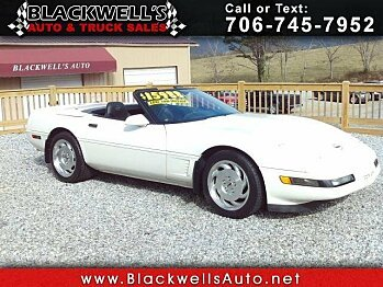 1995 Chevrolet Corvette Convertible for sale 100945262