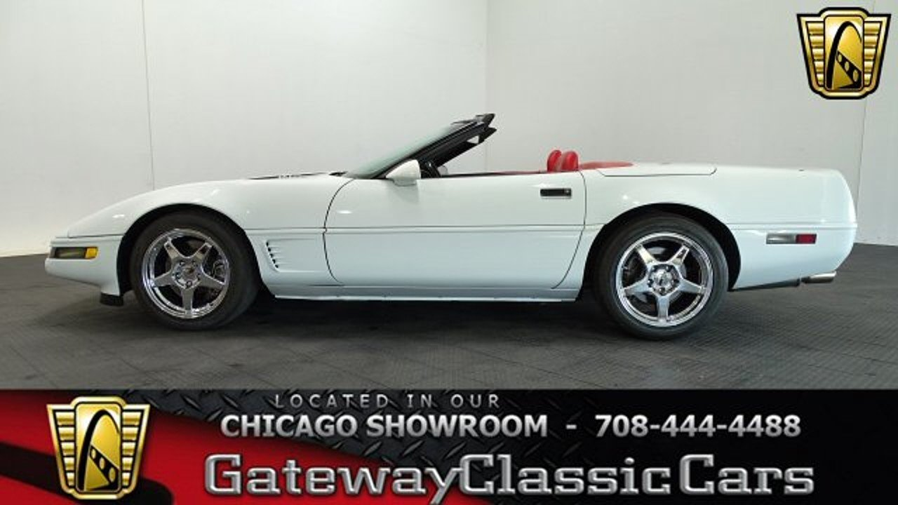 1995 Chevrolet Corvette Convertible for sale 100949421