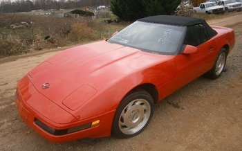 1995 Chevrolet Corvette Convertible for sale 100292828