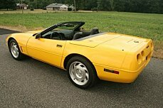 1995 Chevrolet Corvette Convertible for sale 100870159