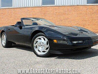 1995 Chevrolet Corvette Convertible for sale 100896378