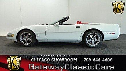 1995 Chevrolet Corvette Convertible for sale 100920179