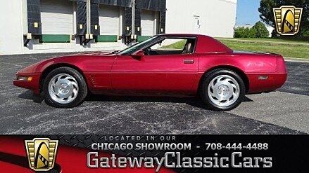 1995 Chevrolet Corvette Convertible for sale 100920976