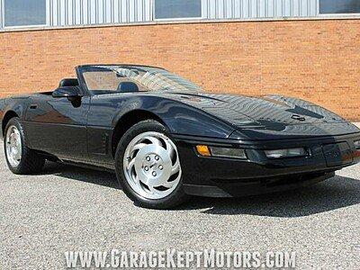 1995 Chevrolet Corvette Convertible for sale 100943661