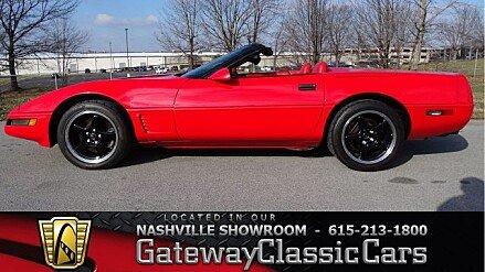 1995 Chevrolet Corvette Convertible for sale 100950701