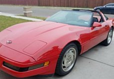 1995 Chevrolet Corvette for sale 100955423