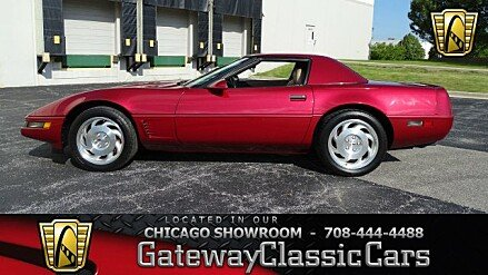 1995 Chevrolet Corvette Convertible for sale 100963575