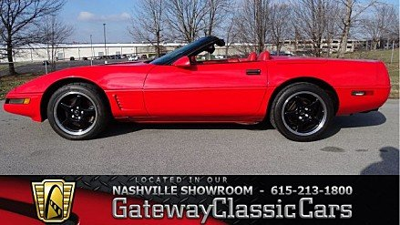 1995 Chevrolet Corvette Convertible for sale 100965148