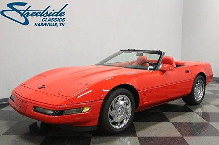 1995 Chevrolet Corvette Convertible for sale 100986606