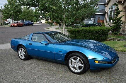 1995 Chevrolet Corvette ZR-1 Coupe for sale 100986886