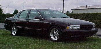 1995 Chevrolet Impala for sale 100731364