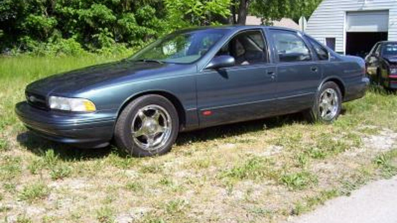 1995 Chevrolet Impala for sale 100761024