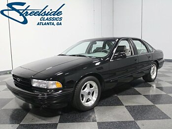 1995 Chevrolet Impala SS for sale 100945584