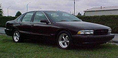 1995 Chevrolet Impala for sale 100731364
