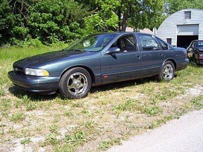 1995 Chevrolet Impala for sale 100761024