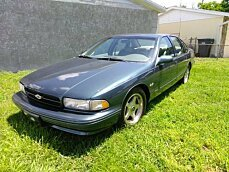1995 Chevrolet Impala SS for sale 100887080