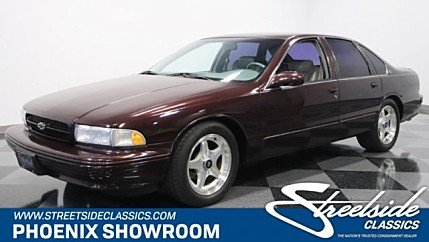 1995 Chevrolet Impala SS for sale 100967521