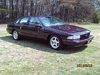 1995 Chevrolet Impala SS for sale 100977227