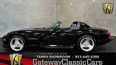 1995 Dodge Viper RT/10 Roadster for sale 100754127
