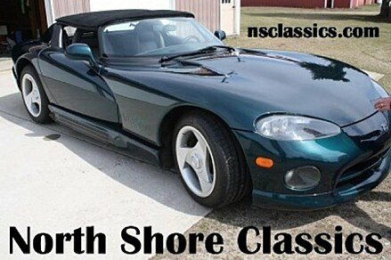 1995 Dodge Viper for sale 100852536