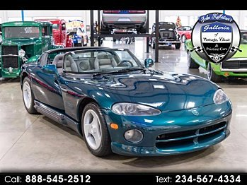 1995 Dodge Viper RT/10 Roadster for sale 100929756