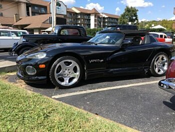 1995 Dodge Viper RT/10 Roadster for sale 100956782