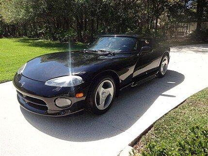 1995 Dodge Viper for sale 100893712