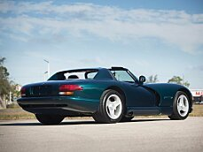 1995 Dodge Viper RT/10 Roadster for sale 100966007
