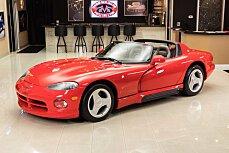 1995 Dodge Viper RT/10 Roadster for sale 100987119