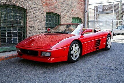 1995 Ferrari 348 Spider for sale 100796625