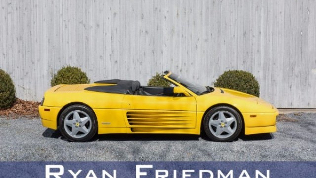 1995 Ferrari 348 Spider for sale 100976304