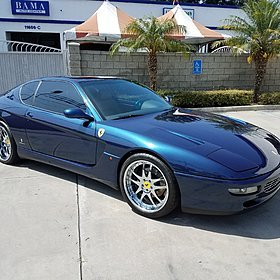 1995 Ferrari 456 GT for sale 100880352