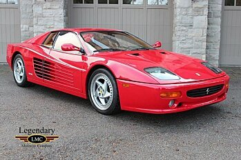 1995 Ferrari 512M for sale 100850841