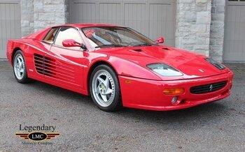 1995 Ferrari 512M for sale 100850841