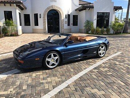 1995 Ferrari F355 Spider for sale 100850074