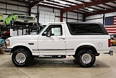 1995 Ford Bronco for sale 101000245